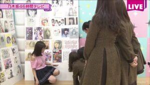 乃木坂46TVイラストコーナー