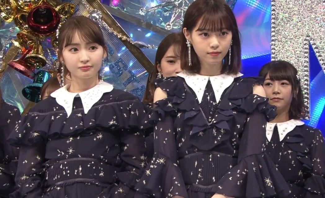 乃木坂46衣装の坂道-2018MUSIC STATION SUPERLIVE 2018「気づいたら片想い」