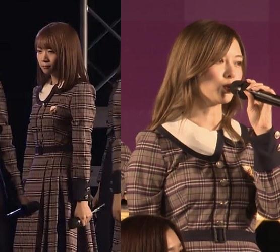 乃木坂46衣装の坂道-22nd「帰り道は遠回りしたくなる」制服