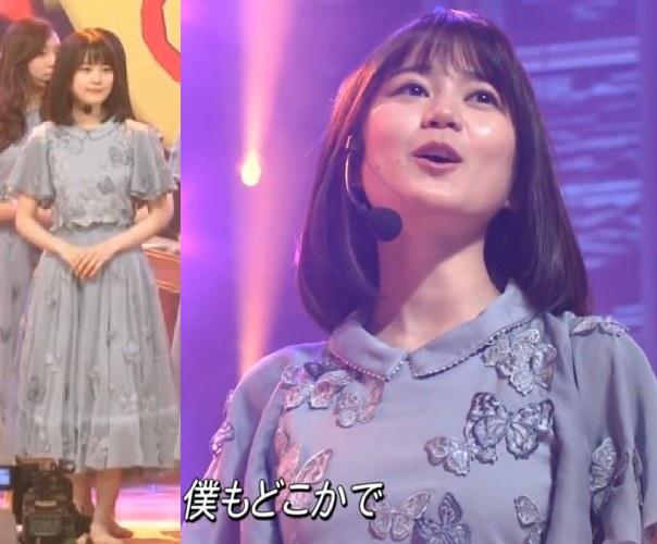 乃木坂46衣装の坂道-20th「シンクロニシティ」歌衣装
