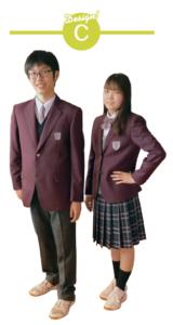 北海道長沼高等学校新制服