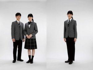 愛知県立豊明高等学校2021年度(令和3年)制服MC