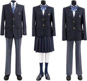 群馬県立桐生清桜高等学校2021年度(令和3年)桐生南と桐生西の統合により開校
