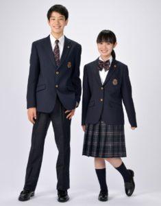 仙台大学附属明成高等学校2021年度(令和3年)新制服