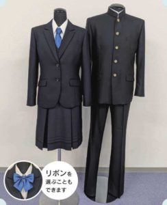 茨城県立土浦第一高等学校2021年度(令和3年)附属中学校開校に合わせ、高校も中学と同様の制服にMC