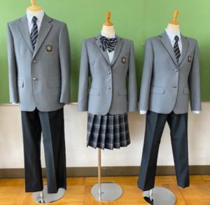 栃木県立烏山高等学校2021年度(令和3年)制服MC