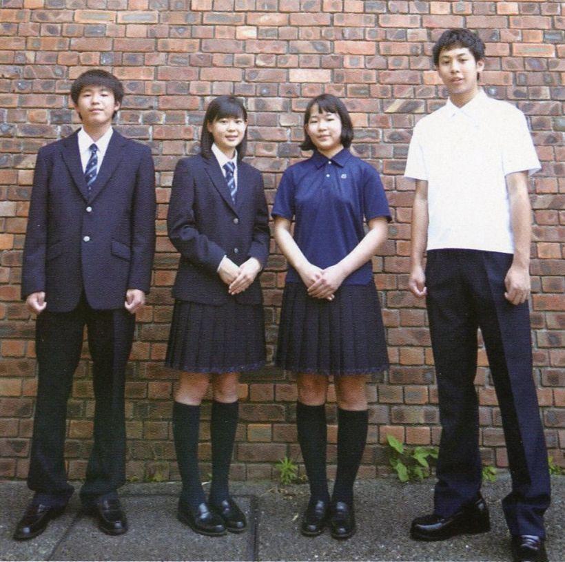 東京都立大山高等学校2021年度(令和3年)制服MC