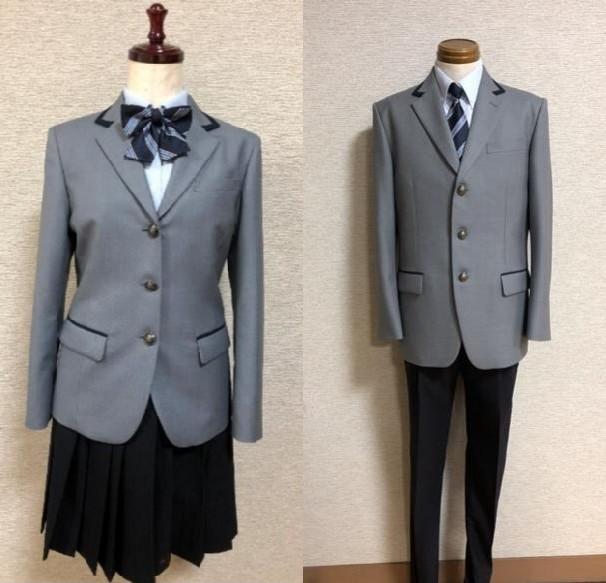 福島県立喜多方高等学校2021年度(令和3年)制服MC