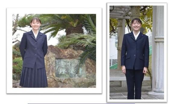 長崎県立川棚高等学校新制服