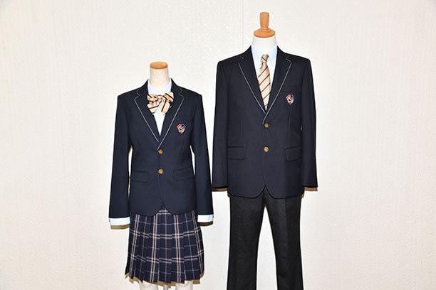福岡県立筑前高等学校新制服