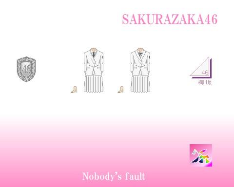 1stNobody's fault制服ドット絵