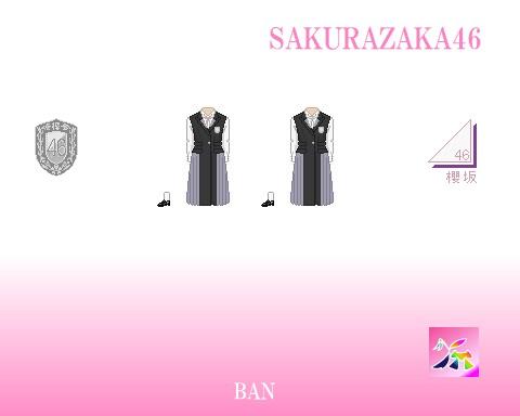 2ndSGBAN制服ドット絵