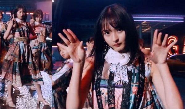 乃木坂46衣装の坂道-27th「ごめんねFingers crossed」歌唱衣装遠藤さくら