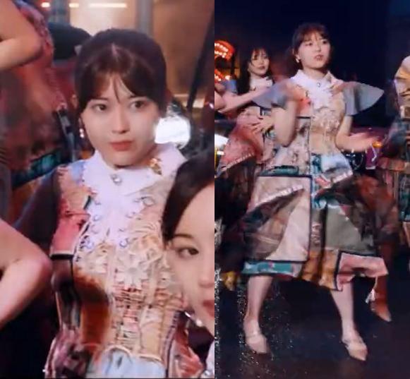 乃木坂46衣装の坂道-27th「ごめんねFingers crossed」歌唱衣装岩本蓮加