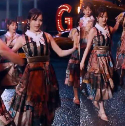 乃木坂46衣装の坂道-27th「ごめんねFingers crossed」歌唱衣装生田絵梨花