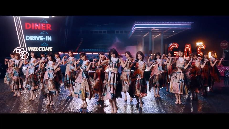 乃木坂46衣装の坂道-27th「ごめんねFingers crossed」歌唱衣装