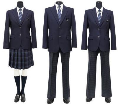 群馬県立高崎東高等学校2022-新制服