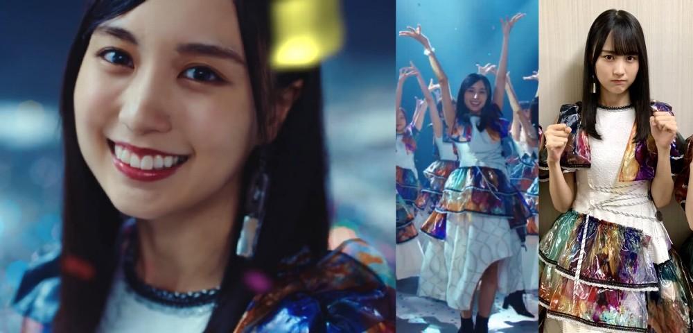 乃木坂46衣装の坂道-28th「君に叱られた」歌唱衣装